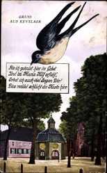 Postcard Kevelaer am Niederrhein, Blick auf die Gnadenkapelle Maria Hilf