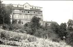 Foto Ak Blankenburg am Harz, Blick auf ein Gebäude