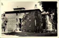 Foto Ak Perleberg in der Prignitz, VEB Mühle Wolfshagen