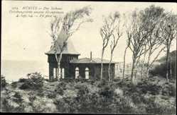 Postcard Graal Müritz im Kreis Rostock, Das Seehaus, Verlobungsstätte des Kronprinzen