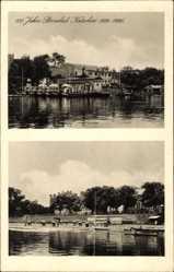 Postcard Magdeburg in Sachsen Anhalt, Strombad Katerbow, Strandpartie