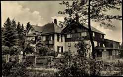 Postcard Schöneck im Vogtland Sachsen, Schwestern Erholungsheim