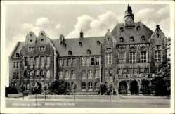 Ak Naumburg an der Saale, Ansicht der Walter Flex Schule