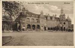 Ak Bad Schmiedeberg in der Dübener Heide, Blick auf das Kurhaus
