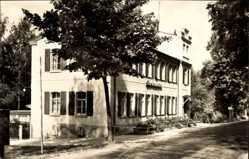 Postcard Mühlhausen Bad Elster im Vogtland, Das Zentrag Ferienheim