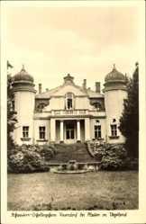 Postcard Fasendorf Rosenbach Vogtland, Blick auf das Schwesternerholungsheim