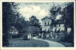 Postcard Bad Sulza im Weimarer Land Thüringen, Kinderheilbad Villa, Kinder