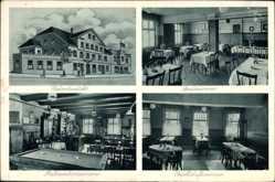 Ak Werdohl im Märkischen Sauerlandkreis, Hotel W. Heutelbeck