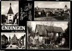 Postcard Endingen Kaiserstuhl, Haus St. Katharinenblick, Teninger Acker 7