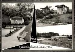 Postcard Clausthal Zellerfeld im Oberharz, Bungalowdorf Waldweben d. Star Reisen GmbH