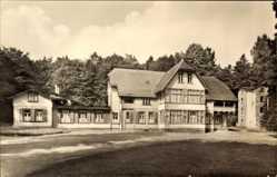 Ak Elbingerode Oberharz Brocken, Diakonissenmutterhaus Neuvandsburg, Haus Birke