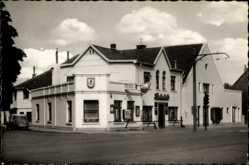 Postcard Porta Westfalica in Nordrhein Westfalen, Gasthaus Lindenhof, Gerh. Stremming