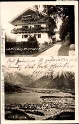 Foto Ak Bad Wiessee im Kreis Miesbach Oberbayern, Landhaus Marinus