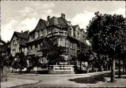 Postcard Bad Salzuflen im Kreis Lippe, Haus Königin Luise, Moltkestraße