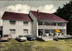 Postcard Bad Harzburg in Niedersachsen, Haus Berliner Bär, Paul Czichos