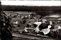 Postcard Bubenbach Eisenbach Hochschwarzwald, Panorama der Ortschaft