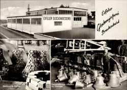 Postcard Brockscheid Rheinland Pfalz, Eifeler Glockengießerei, Gemauerte Kerne