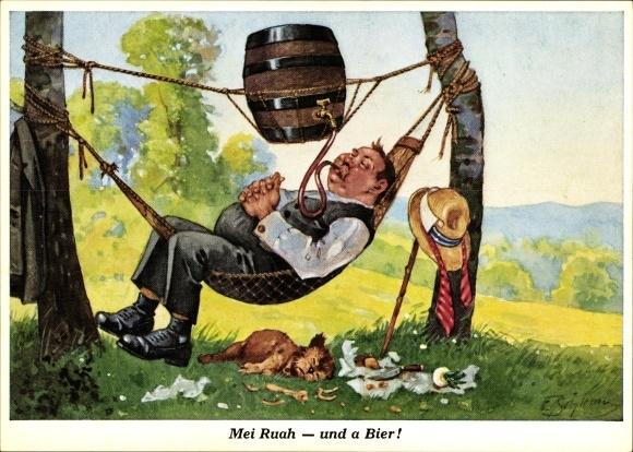 bier und bier
