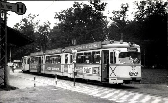 Straßenbahn Neu Isenburg