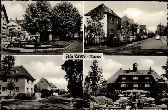 Ansichtskarte Postkarte Mörfelden Walldorf In Hessen Akpoolde