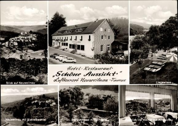 Postcard Neuweilnau Weilrod Im Weiltal Hochtaunuskreis Akpool Co Uk
