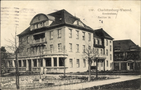 westend krankenhaus in berlin
