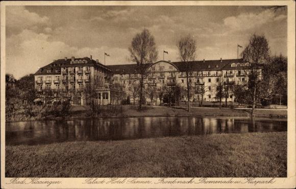 Hotel Freudenberg Bad Kissingen