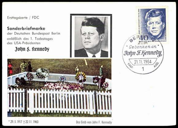 Ansichtskarte Postkarte Das Grab Von John F Kennedy Akpoolde