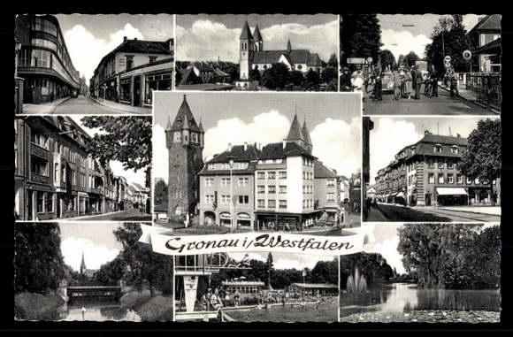 Enkelt Gronau Westfalen