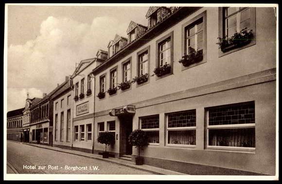 Hotel Alte Post Havixbeck