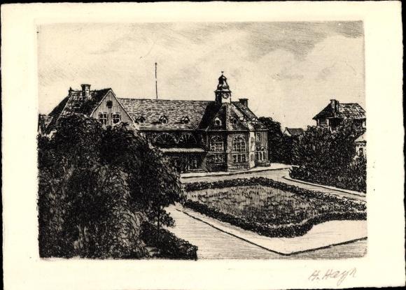 Künstler Bochum künstler ansichtskarte postkarte hayn h dahlhausen akpool de