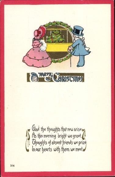 Präge Ansichtskarte / Postkarte Frohe Weihnachten, Kinder, | akpool.de