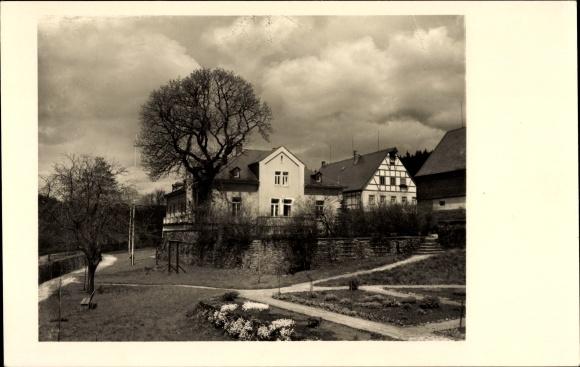 Kübler Und Niethammer ansichtskarte / postkarte breitenbrunn im erzgebirge, | akpool.de