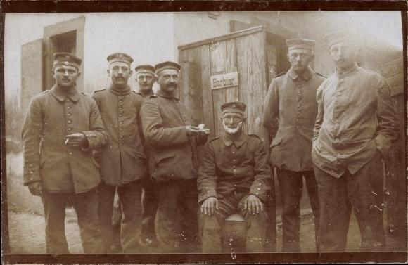 Foto Ansichtskarte Postkarte Deutsche Soldaten In Akpool De