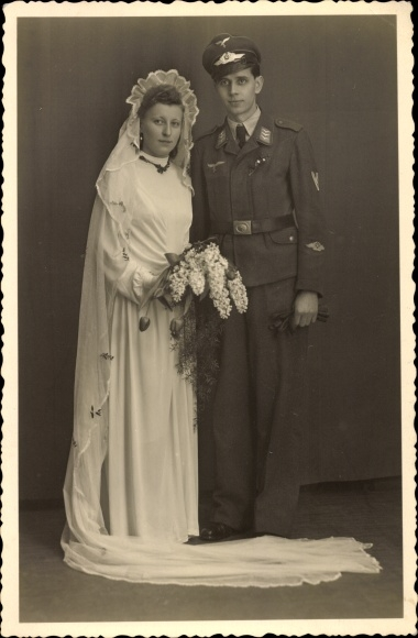Photo Postcard Deutsche Wehrmacht, Luftwaffe, | akpool co uk