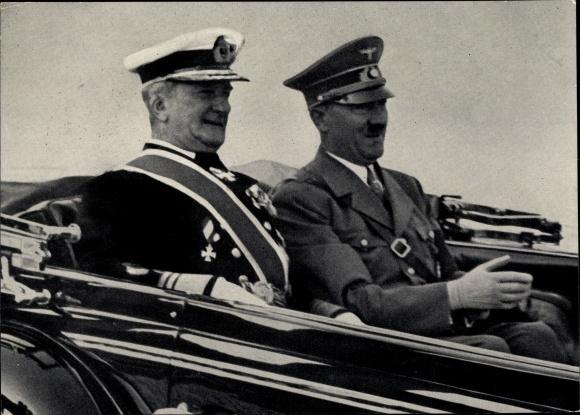 admiral von horthy