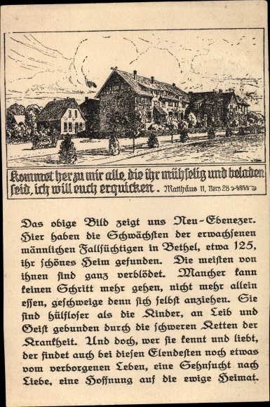 Künstler Bielefeld künstler ansichtskarte postkarte bielefeld in nordrhein akpool de