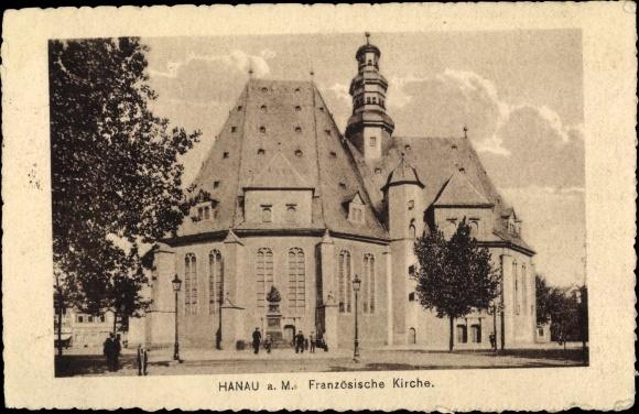 kirche hanau kesselstadt