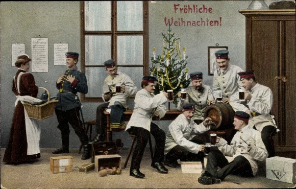 Image result for soldaten weihnachten