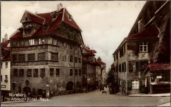 Ansichtskarte / Postkarte Nürnberg in Mittelfranken | akpool.de