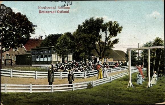 Ansichtskarte Postkarte Insel Borkum Ostfriesland Akpool De