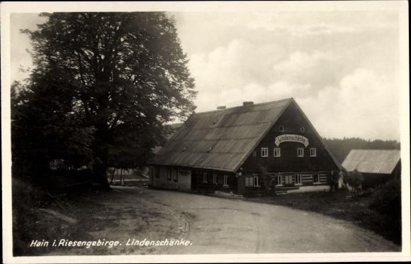Postcard Przesieka Hain Podgórzyn Giersdorf   akpool.co.uk