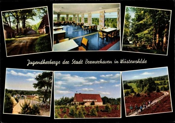 Ansichtskarte Postkarte Ringstedt Geestland Akpool De