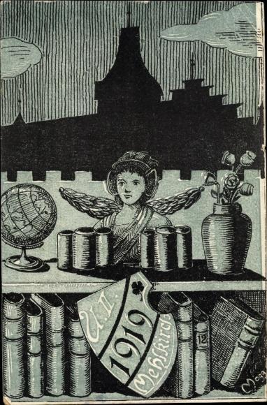 coleurkarte von frankonia erlangen