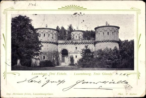 hospices civils de la ville de luxembourg