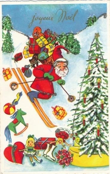 Glückwünsche Zu Weihnachten.Glitzer Ansichtskarte Postkarte Glückwunsch Weihnachten Akpool De