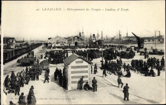 Ansichtskarten f charente maritime akpool