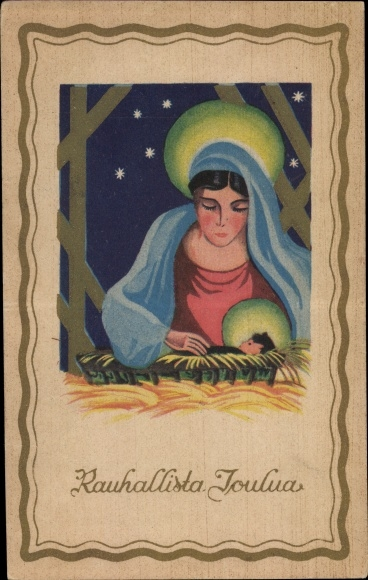 Top Ten Weihnachtsessen.Postcard Glückwunsch Weihnachten Rauhallista Jouloua Akpool Co Uk