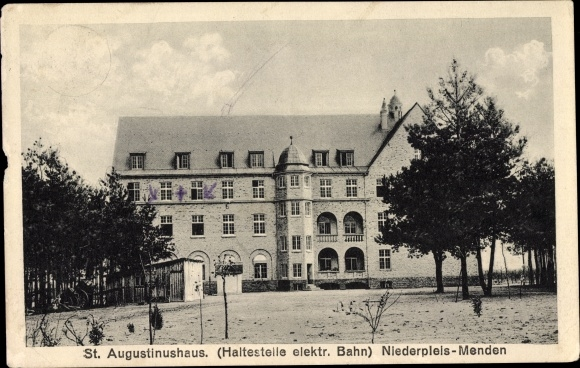 Sankt augustin postcode