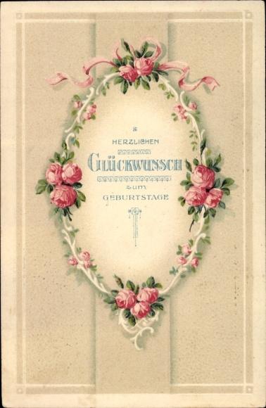Prage Ansichtskarte Postkarte Gluckwunsch Geburtstag Akpool De